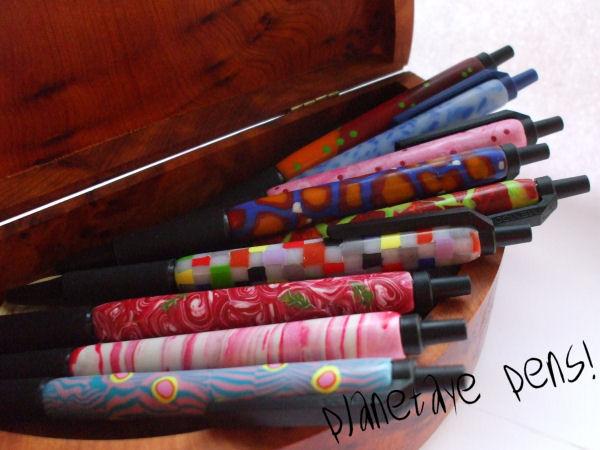click type pens